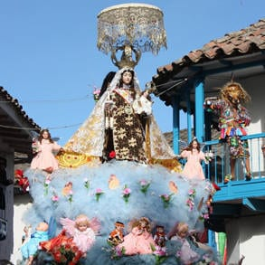 virgin of carmen